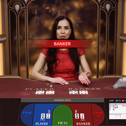 Live Lightning Baccarat From Evolution Gaming ǀ Live Dealers Casino